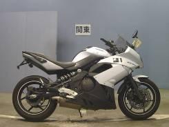 Kawasaki ER-6F, 2010
