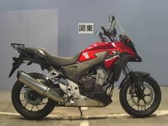 Honda 400XA, 2013