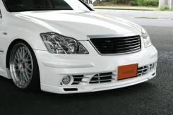 Решетка радиатора. Toyota Crown, GRS180, GRS181, GRS182, GRS183, GRS184 2GRFSE, 3GRFSE, 4GRFSE