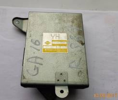 Б/У блок управления ДВС Nissan Avenir W10 GA16 2260470N60 2260D70N60