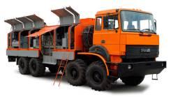 Продаётся компрессорная станция передвижная ПКС-16-101 УКЗ на Урал 8х8