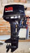 Мотор лодочный Nissan Marine (Tohatsu) 9.8 л. с.