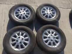 """165/80 R13 Bridgestone B80 литые диски 4х100 (L17-1302). 4.0x13"""" 4x100.00 ET45"""