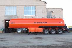 Foxtank ППЦ-40. Бензовоз объем 40м3, 33 750кг.