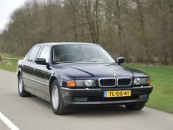Стекло противотуманной фары BMW E38 D от 1994 левое правое