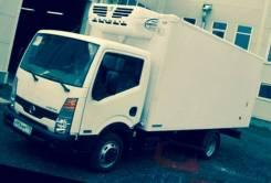 Рефрижератор 2,5 тонны Nissan Cabstar