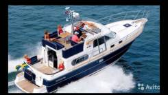 Яхта Nimbus 380 Commander