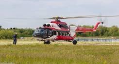 Вертолет Ми-8МТВ-1 VIP 2015 г. в. СНЭ – 37 часов.