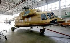 Вертолет Ми-8АМТ-1 VIP 2014 г. в. СНЭ – 97 часов.