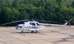 Вертолет Ми-8МТВ-1 1993 года выпуска, КВР 2011г., остаток ресурса – 500