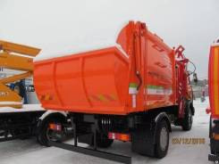 Рарз МК-3452-13. МК-3452-13 на шасси МАЗ-5337Х2-441-000 Мусоровоз (б/к кузов), 11 150куб. см.