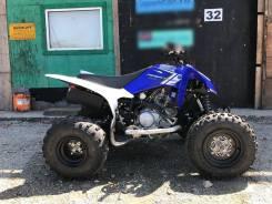 Yamaha Raptor 125. исправен, есть псм\птс, с пробегом