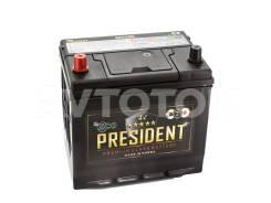 Аккумулятор President ECO MF 90D26L емк.80А/ч п. 630а