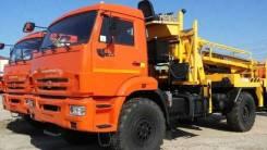 БКМ КАМАЗ 43502-3036-45 + БКМ Soosan SCA5000, 2016