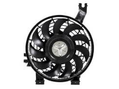 Диффузор радиатора кондиционера в сборе Toyota Land Cruiser Prado 120