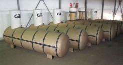 Газгольдер 4,5 кубов