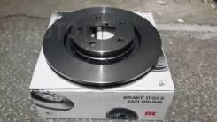 Тормозной диск передний MMC Outlander 2006- / Peugeot 4007