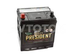 Аккумулятор President ECO MF 80D23R емк.65А/ч п. 600а