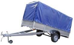 Прицеп автомобильный легковой САЗ-82993-07 оцинк. борта