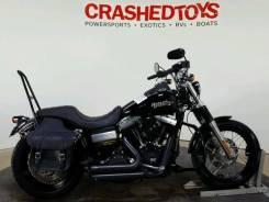 Harley-Davidson Dyna Street Bob FXDBI, 2010