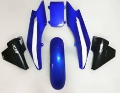 Пластик новый комплект на Yamaha XJR 400