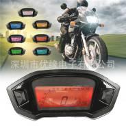Спидометр универсальный мото приборная панель LCD