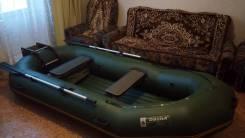 Лодка ПВХ Двина-300НДНД под мотор.