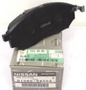 Колодка тормозная Nissan Murano