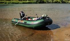 Лодка пвх Enkia +мотор Suzuki DF15S
