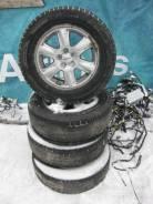 К-кт колес Subaru Forester dunlop graspic ds-3 205/70R15 (2014)