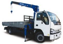 Услуги бортового грузовика с манипулятором (самогруз, воровайка).