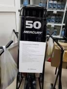 Mercury. 50,00л.с., 2-тактный, бензиновый, нога S (381 мм), 2019 год