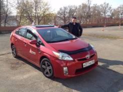 Профессиональный инструктор по вождению Toyota Prius. Авт. «Vl-VladMax»