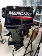 Mercury. 40,00л.с., 2-тактный, бензиновый, нога S (381 мм), 2019 год