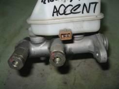 Цилиндр главный тормозной. Hyundai Accent, LC, LC2 Hyundai Verna D3EA, G4EA, G4EB, G4ECG, G4EDG, G4EK