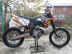 KTM 200 EXC, 2009