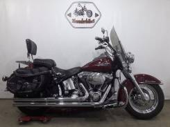Harley-Davidson Heritage Softail Classic FLSTC, 2006