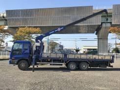Isuzu Giga. Бортовой грузовик с манипулятором , 20 000куб. см., 6x4. Под заказ
