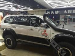 Расширитель крыла. Mitsubishi Pajero Sport, KH0 4D56, 4M41, 6B31