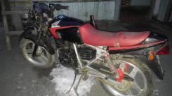 Honda CBX125F, 1989