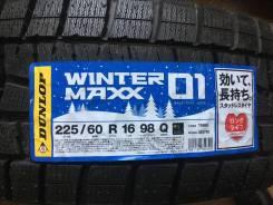 Dunlop Winter Maxx WM01, 225/60R16 98Q
