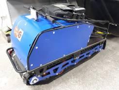 Мотобуксировщик БТС Стандарт 500/15 (склизовая подвеска, без э/зап.,18Ампера/ 216 Ватт), Мото-Тех, 2020
