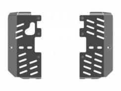 Защита порогов для квадроцикла Suzuki Kingquad , 700/750, 2006-2014