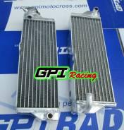 Радиаторы GP Racing Husqvarna TC/TE 450 2008-2011