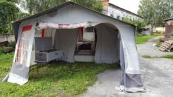Texas. Прицеп палатка
