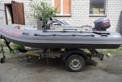 Лодка ПВХ Кайман-380