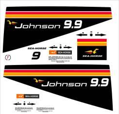 Наклейка дляколпака для Хонда, Меркури, Ямаха, джонсон.