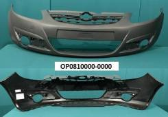 Бампер. Opel Corsa, F08, F68 Двигатели: X14XE, Y17DT, Y17DTL, Z10XE, Z12XE, Z14XE, Z18XE. Под заказ