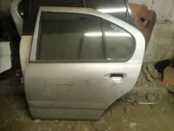 Дверь задняя левая Nissan Primera P11 EURO