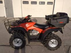 Honda TRX 680, 2010
